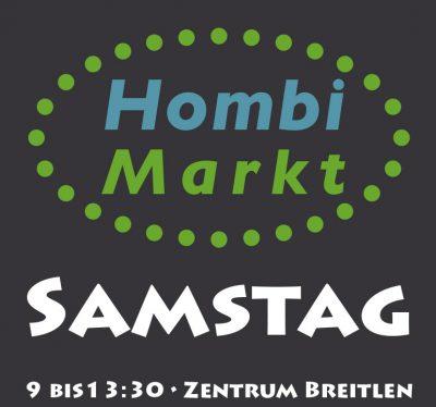 Hombi Markt im Zentrum Breitlen Hombrechtikon