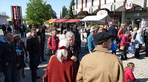 Hombi-Markt Zentrum Breitlen Hombrechtikon