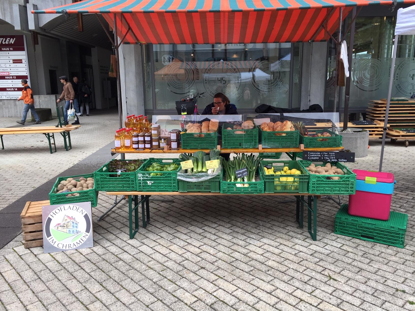 Zentrum Breitlen Hombi-Markt April 2019